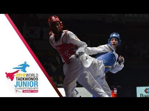 [Juniors Men –68kg FINAL] 2018 WORLD TAEKWONDO JUNIOR CHAMPIONSHIPS