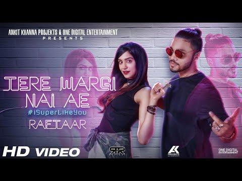 Raftaar - Tere Wargi Nai Ae | Dhol Remix | AK Projekts | Adah Sharma #ISuperLikeYou