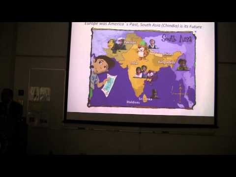 (Part 2 of 3) Muqtedar Khan at Delaware Lahore Delhi Partnership for Peace's Asian Awareness Week