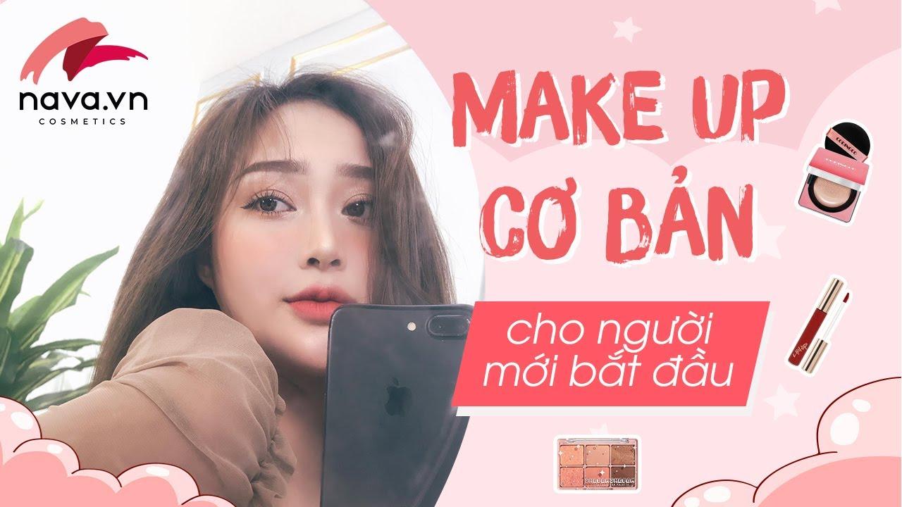 [ Makeup Tutorial For Beginner ] HƯỚNG DẪN TRANG ĐIỂM CƠ BẢN GIÚP BẠN GÁI LUÔN TỎA SÁNG ✨🌸