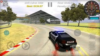 Drift Allstar / Sports car Racing Games / Police Cars / Android Gameplay FHD #3