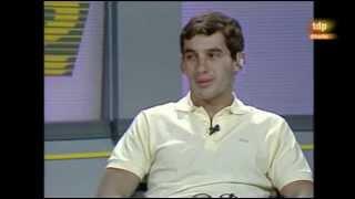 Ayrton Senna: Entrevista inédita en español (1987)