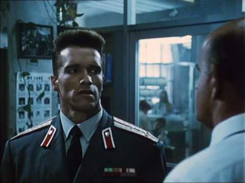 RED HEAT (1988) - Deutscher Trailer