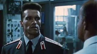 RED HEAT (1988) - Deutscher Trailer