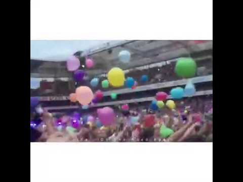 One Direction Concert Balloons ❤️