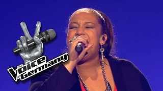 Girl On Fire - Alicia Keys | Tiffany Kemp Cover | The Voice of Germany Cover |  Liveshows