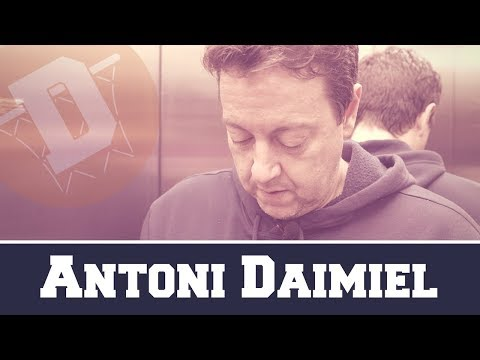 "ANTONI DAIMIEL: ""La 1ª vez que vi a MICHAEL JORDAN..."""