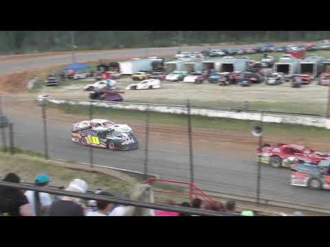 Waycross motor speedway Mack10 superstreet heat race May18