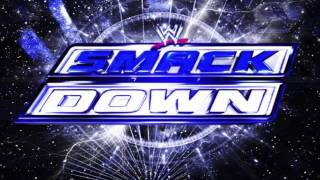 2014:WWE SmackDown 15th Theme Song For 30 minutes - Black and Blue