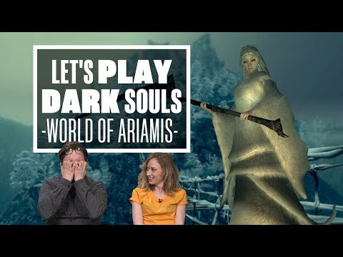 Let's Play Dark Souls Episode 11: BALLS WITH SPEARS