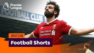 Remarkable Goals | Premier League 2017/18 | Salah, Pogba, Jesus