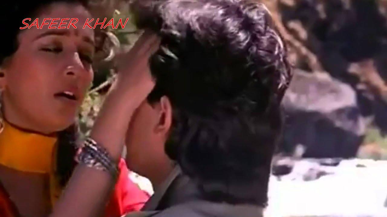 Humne Ghar Choda Hai Full Video Song- HD-Film-(DIL1990) Aamir Khan & Madhuri Dixit