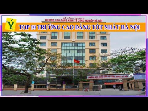 Top 10 Trường Cao Đẳng Nổi Tiếng Tốt Nhất Hà Nội