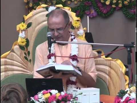 Шримад Бхагаватам 10.42.1 - Бхакти Вигьяна Госвами