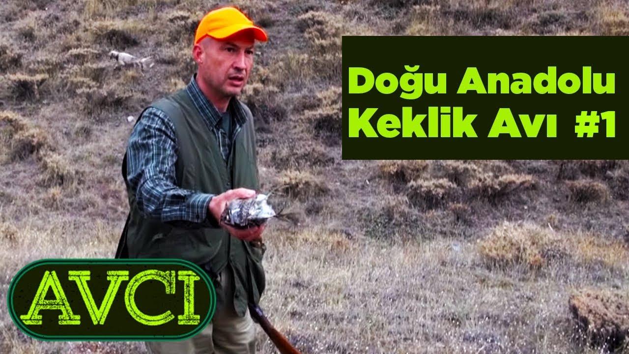 Doğu Anadolu Keklik Avı 1 Avcı 2. Bölüm - Yaban Tv