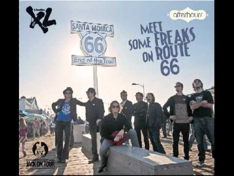 Afterhours - Ballata per la mia piccola iena - Meet some freaks on Route 66