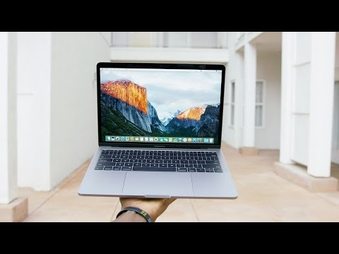 """13"""" MacBook Pro 2016 Unboxing! (What's New)"""