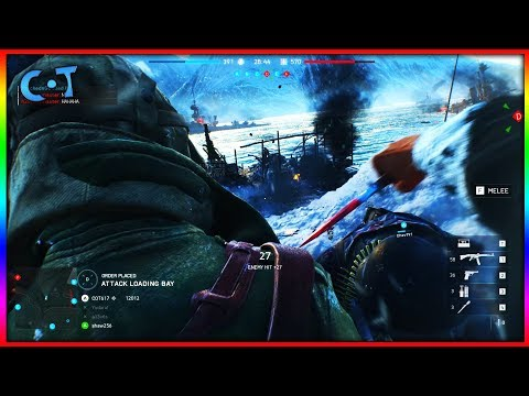 Battlefield 5 - All Knife Takedown Animations (BFV Closed Alpha) thumbnail
