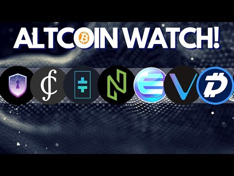 Bitcoin Moves, Altcoins Follow! – Top Cryptocurrency Updates and News