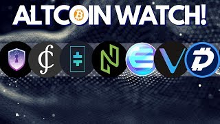Bitcoin Moves, Altcoins Follow! - Top Cryptocurrency Updates and News