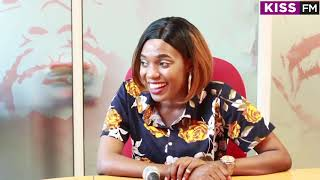 Exclusive : Miss Cashy responds to Khaligraph Jones' claim that he doesn't know her