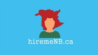 Bad Hair Day or Bold Social Media Campaign? hiremeNB.ca