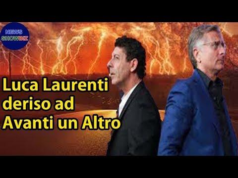 Luca Laurenti deriso ad Avanti un Altro: l'inaspettata reazione di Paolo Bonolis