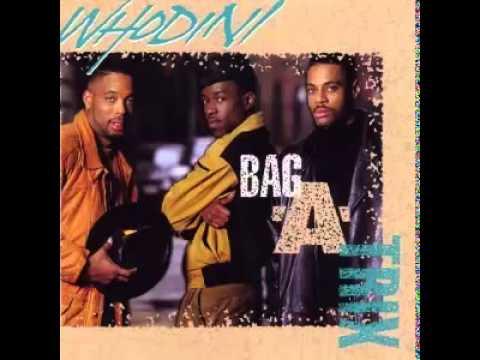 Whodini  - Bag A Trix (1991) Full Album