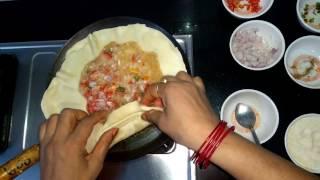 Mughlai Paratha | Egg Paratha | Quick and Easy Recipe | Egg Roll