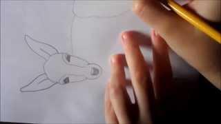 Dibuja un venado / Draw a deer