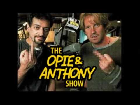 The Opie & Anthony Show - Anthony Auditions for WCBS-FM (WNEW)