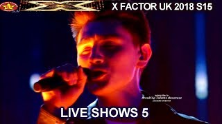 "Brendan Murray ""Say Something"" HIS PERFECT SONG The Boys 