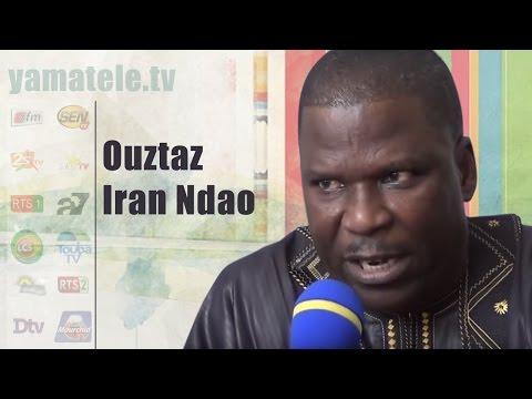 Entretien avec Ouztaz Iran Ndao sur l'affaire des Talibés dans la rue