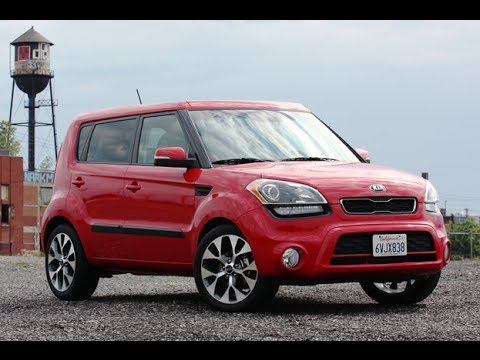 Hereu0027s The 2013 Kia Soul Review On Everyman Driver   YouTube
