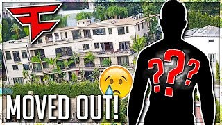 HE'S MOVING OUT OF THE FAZE HOUSE!! *NOT CLICKBAIT*