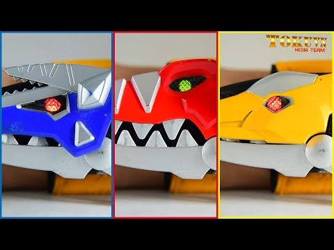 [TMT][726] Dino Brace! ディノブレス! Bakuryuu Sentai Abaranger! 爆竜戦隊アバレンジャー