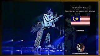 Michael Jackson - Thriller - Live Kuala Lumpur 1996 - HD