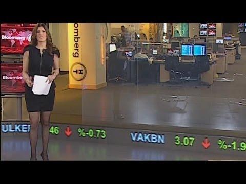 İpek Kaplan Beautiful Turkish Tv Presenter 20.10.2012