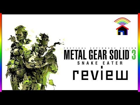 Metal Gear Solid 3: Snake Eater review -...