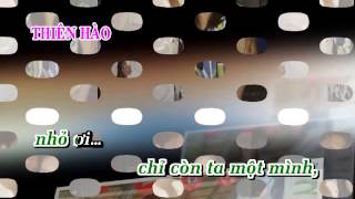 [ Karaoke HD ] Nhỏ ơi - Full  Beat