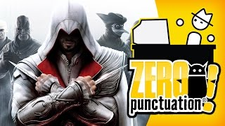 ASSASSIN'S CREED BROTHERHOOD (Zero Punctuation) (Video Game Video Review)