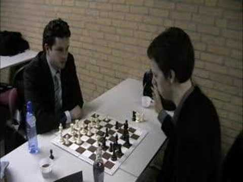 Corus 2008 Analyse Bacrot vs Stellwagen (1/2)