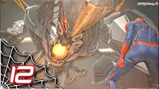 The Amazing Spider-Man (PC) walkthrough part 12 (S-02)