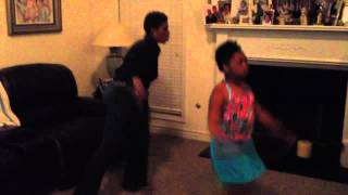 Khariss and Carlis Mother Daughter Birthday Dance.mp4