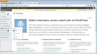 Видеоурок по добавлению ротатора на блог, работающем на движке WordPress версии 2 х и 3 х