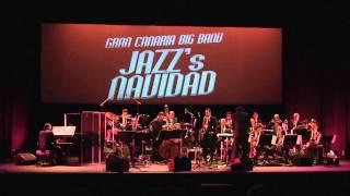 """Gran Canaria Big Band - """"Fascinating Rhythm"""" by G. Gershwin, Arr. Sammy Nestico"""