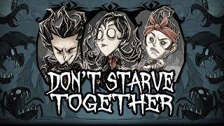 POSZUKWANIE PAJĄKÓW  Don't Starve Together SEZON 4 #3 w/ Undecided Tomek90