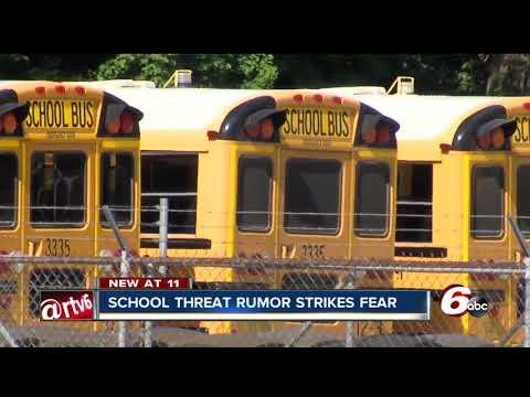 No verified threats of school shooting in Hendricks County School District
