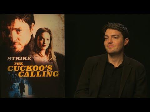Strike: The Cuckoo's Calling   hmv.com talks to Tom Burke