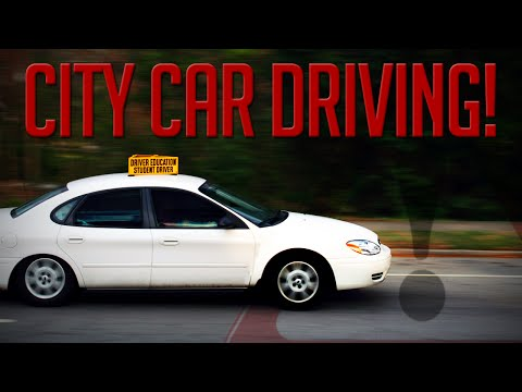 City Car Driving - Episode 1 - One Star!